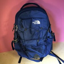 North Face Back Pack - Borealis - Blue - Nearly New