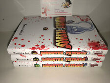 Lot Mangas Monster Friends Tomes 1 à 3 Intégrale Seinen Inui Komikku Editions