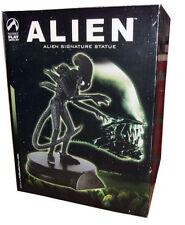 Alien Signature Series statue Palisades Toys Aliens AvP Predator NIB 1122/1500
