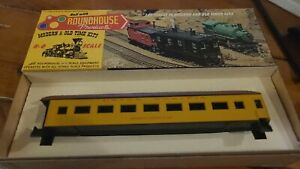 Roundhouse Harriman Observation Car Union Pacific HO Scale #6164