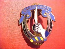 US Military 7th Cavalry Pin Clutchback Crest Medal Badge H948