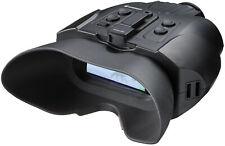 BRESSER Visore notturno digitale binoculare 3x con funzione di ripresa