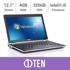 Laptop Dell Latitude E6320 E6230 12 i5 3.30GHz 4 GB RAM 320 GB HDD 256 GB 128 GB SSD
