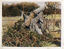 Border Guards Canon Obus slip Gun War Deutsches Heer WWI WELTKRIEG 14/18 CHROMO