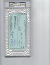SAL MAGLIE SIGNED CHECK  PSA DNA CERTIFIED AUTHENTICATED AUTOGRAPH