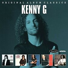 Original Album Classics - 5 DISC SET - Kenny G (2016, CD NEUF)