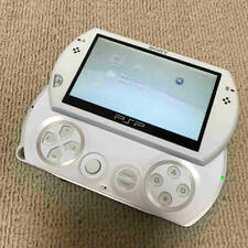 PSP Go PlayStation Portable Go Pearl White PSP-N1000PW Body only Used Sony
