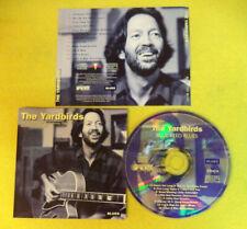 CD THE YARDBIRDS Blue Eyed Blues 1997 Poland ALTAYA B.P.002 no lp vhs mc (CS30)*