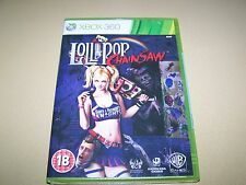 Lollipop Chainsaw Xbox 360 **New & Sealed**