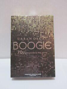 NIB URBAN DECAY DECADES MINI EYE SHADOW PALETTE~'70s BOOGIE~CRUELTY FREE & HOT!