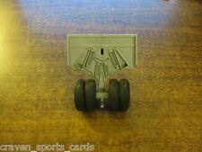 1989 GI Joe Cobra Crusader Shuttle Complete Rear Landing Gear with Wheels Part