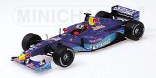 1/43 Sauber Petronas C18 Red Bull Jean Alesi saison 1999