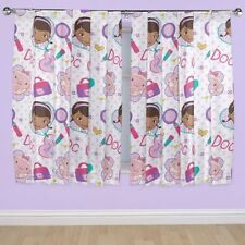 Peppa Pig Pictorial Curtains for Children