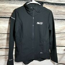 Under Armour Mens Size Medium Indy Car Racing Firestone Soft Shell Jacket