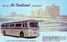 "ONE OF THE ""BOARDWALKER"" LUXURY CRUISERS BETWEEN PHILADELPHIA & ATLANTIC CITY"