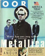 MAGAZINE OOR 1997 nr. 23 - METALLICA (COVER)/SKA SPECIAL/ANOUK/STEVE EARLE