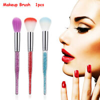 Makeup  Dust Clean Acrylic Nail Art Glitter Brush Manicure Tools Powder Remover