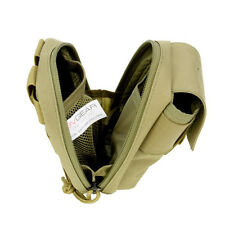 3V Gear MOLLE Tech Pouch - Coyote Brown