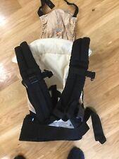 Ergobaby Original Baby Infant Carrier With Insert Black & Tan Brand New-Reg $120