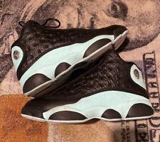 Nike Air Jordan 13 XIII Retro Island Green/Black 414571-030 Men's Size 9.5