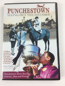 Punchestown - Seeing Out The Distance - Rare Horse Racing DVD Region Free