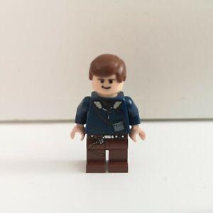 Lego - Star Wars - Han Solo - Genuine Minifigure (sw0088)