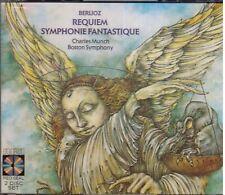 Berlioz: Requiem, Sinfonia Fantastica / Charles Munch, Boston Symphony - CD