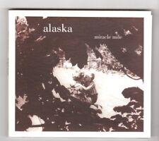 (HX837) Alaska, Miracle Mile - 2003 New not sealed CD
