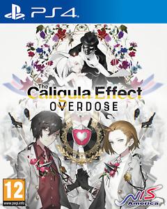 The Caligula Effect: Overdose - PS4 - BRAND NEW & SEALED UK