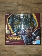 OFFICIAL BANDAI S.H.Figuarts FALCON Avengers Infinity War Endgame - US SELLER
