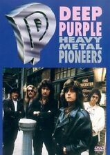 DEEP PURPLE - HEAVY METAL PIONEERS  DVD MUSICALE