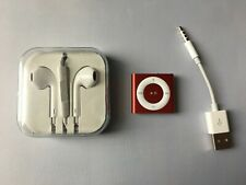 Apple iPod shuffle 4th Generation (PRODUCT) RED (2 GB) new
