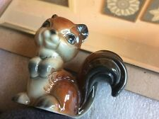 "Goebel 3.5"" T Standing Brown Squirrel, No. 36528"