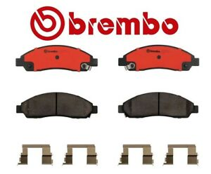 For Isuzu i-280 i-290 Chevrolet Colorado GMC Canyon Front Disc Brake Pads Brembo