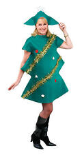 Christmas Tree Adult Fancy Dress Costume