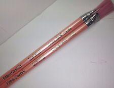 2 Vintage Faber-Castell Pink Eraser Stick Pencil with Brush End 7066 B
