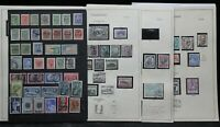 Greece 1902/64 strong collection of sets and singles to include definitiv Stamps