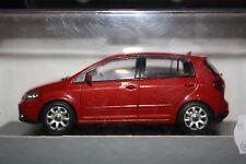 Minichamps VW Golf Plus rot im VW Karton