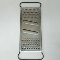 Bromco All In One Metal Cheese Grater Slicer 12-Inch Long