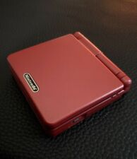 Gameboy Advance SP Ags 001