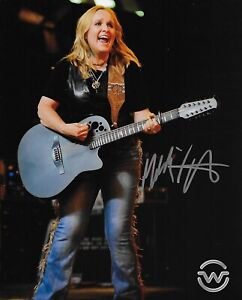 MELISSA ETHERIDGE Autographed 8x10 Signed PHOTO Picture REPRINT New