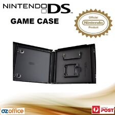 GENUINE Nintendo DS Game Case Replacement Case With GBA Gameboy Advance Slot