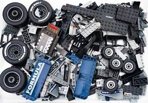 Job lot of Megabloks Probuilder F1 Racing car parts Pos 3706 + larger set
