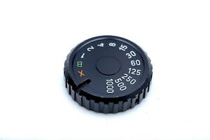 Pentax 67 6x7 Shutter Speed Dial, Replacement Spare Part