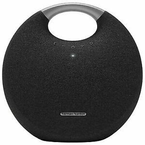 Harman Kardon Onyx Studio 5 Portable Bluetooth Speaker - Black