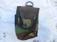 ARKTIS small WEBBING POUCH belt or yoke FFD FIELD DRESSING IFAK us woodland camo