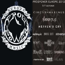 Progpower Festival - Progpower 2012 T-Shirt-S #121541 - S