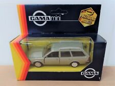Gama 1/43 no 1154 (Conrad) VW Passat II Variant 1981 (Silver Green Metallic) - OVP