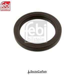 Crankshaft Crank Oil Seal Front for VAUXHALL CORSA 1.3 00-on CDTI C D Febi