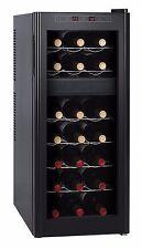 Weinkühlschrank für 21 Flaschen mit 2 Temperaturzonen